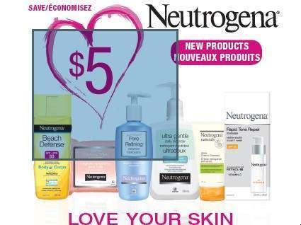 neutrogena online coupon