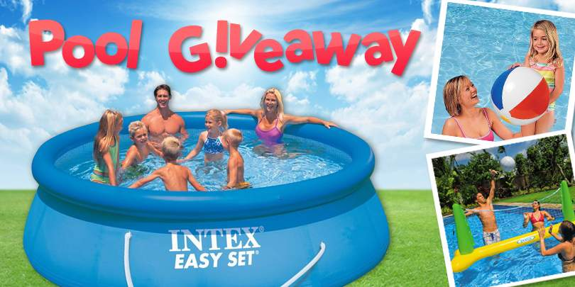 Canadian contests enter to win a intex 12 by 36 easy for Best pool buys canada