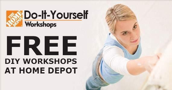 Image result for home depot diy workshop