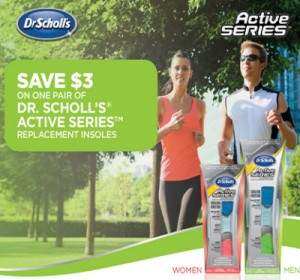 dr scholls arch support machine locations