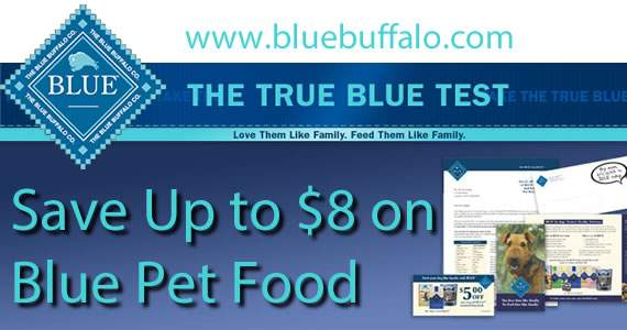 Blue buffalo dog food coupons printable 2018