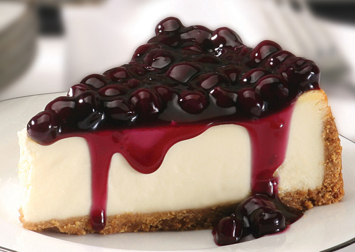 Recipe ~ No-Bake Blueberry Cheesecake! | Fru-Gals