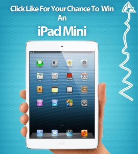 Contest ~ **NEW**Win an iPad Mini! | Fru-Gals