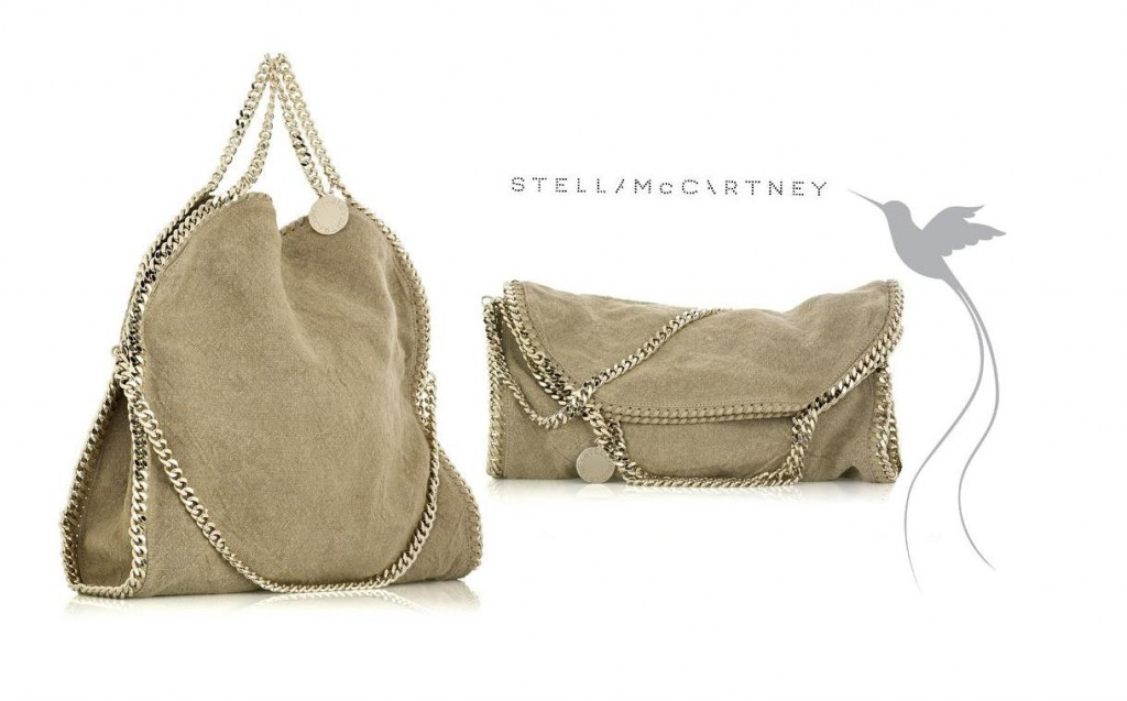 stella mccartney canvas tote bag 21 1024 637. Black Bedroom Furniture Sets. Home Design Ideas