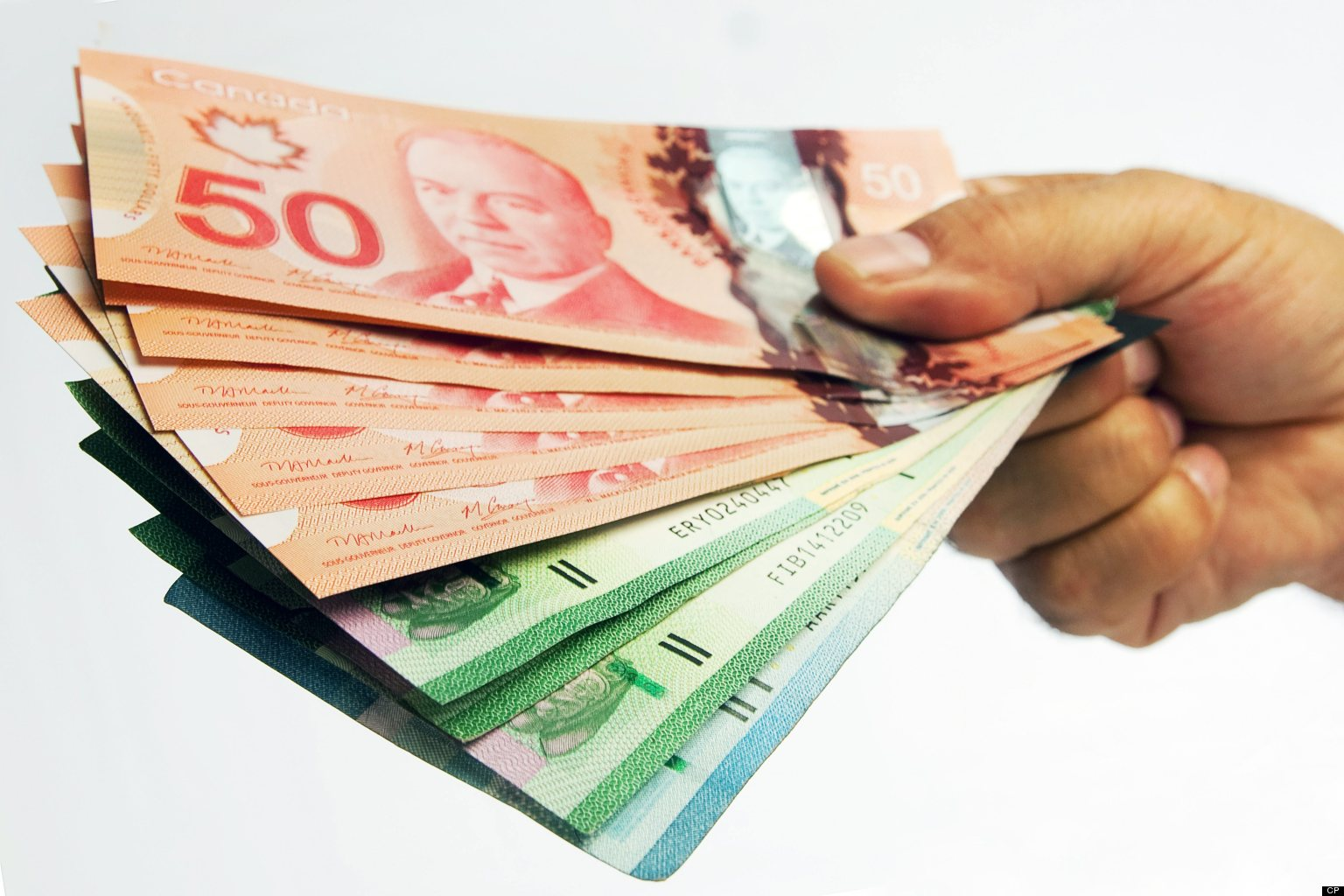 free canadian money images