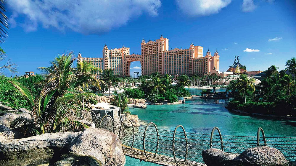 Download this Paradise Island Bahamas picture