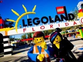 WINTER HAVEN, FLORIDA -- LEGOLAND® Florida celebrates the launch of the first-ever, full length theatrical LEGO® adventure, â??The LEGO® MovieTMâ?, with a movie-themed weekend in the park on Feb. 8 and 9, 2014. Guests can head to their local theatre to watch â??The LEGO Movie,â? opening nationwide on Friday, February 7, 2014, and then come to LEGOLAND Florida to see LEGO come to life amidst more than 50 rides, shows and attractions and special movie-themed fun all geared for families with children ages 2 to 12. (PHOTO / LEGOLAND Florida, Merlin Entertainments Group, Chip Litherland)