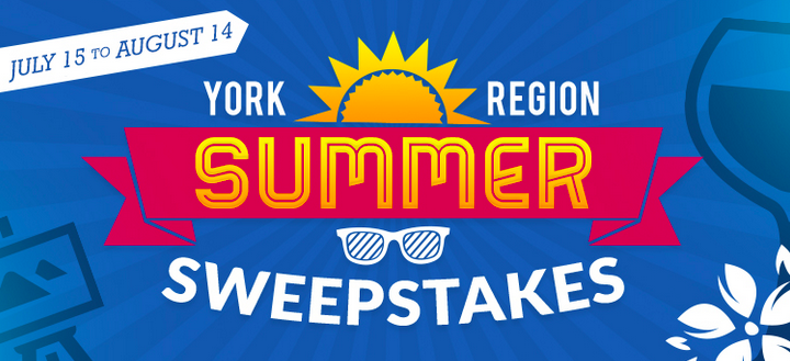 Contest Enter To Win York Region Summer Sweepstakes Fru Gals