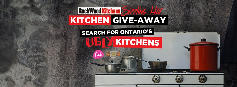 Contest enter to win a 15 000 kitchen renovation fru for Win a kitchen renovation